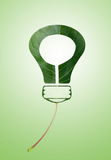 Green lamp Stock Photos