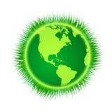 Green land Royalty Free Stock Image