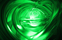 Green laser background Royalty Free Stock Photo