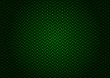 Green laser grid diagonalGreen laser grid diagonal Royalty Free Stock Image