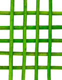 Green Lattice Stock Photography