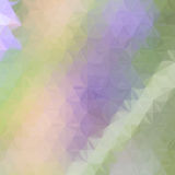 Green and lavender pastel defocused background Stock Photos