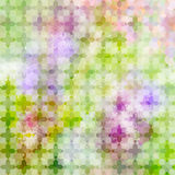 Green and lavender pastel defocused background Royalty Free Stock Photos