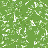 Green Leaf Pattern Stock Photos