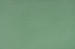 Green leather background Royalty Free Stock Photography