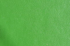 Green leather Royalty Free Stock Images