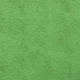 Green leather sample