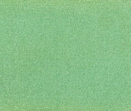 Green leather surface. Stock Images