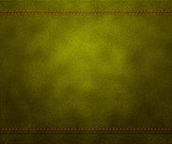 Green Leather Texture. Pretty Green Leather Texture Background Royalty Free Stock Photo