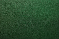Green leather texture royalty free stock image