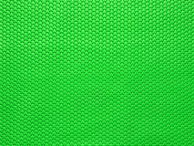 Green leather texture background Stock Image