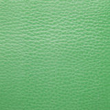 Green leather texture Royalty Free Stock Images