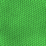 Green leather texture background Stock Photo