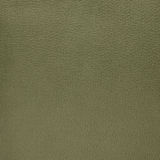 Green leather texture closeup Stock Photos