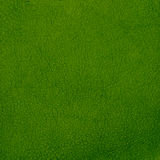 Green leather texture closeup Royalty Free Stock Photos