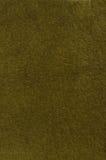 Green leather texture closeup Royalty Free Stock Photos