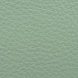 Green leather texture macro shot Royalty Free Stock Photos