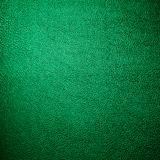 Green Leather Texture Made From Deer Skin Stock Photo