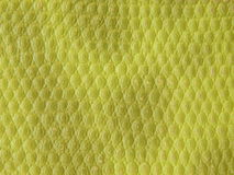 Green leather textures. Suitable as background Royalty Free Stock Photo