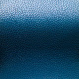 Green Leatherette Background Stock Photography
