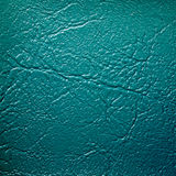Green Leatherette Background Royalty Free Stock Photography
