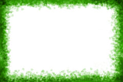 Green leaves background royalty free illustration