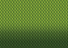 Green leaves pattern illustration stock images