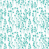 Green leaves pattern Royalty Free Stock Photo
