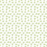 Green leaves pattern Royalty Free Stock Photography