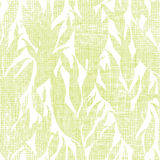 Green leaves textile texture seamless pattern Royalty Free Stock Image