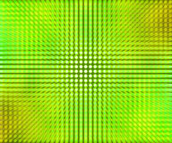 Green LED Dots Abstract Background Royalty Free Stock Images