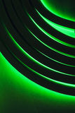 Green Led Indirect Light Royalty Free Stock Photography