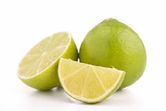 Green lemon Stock Images