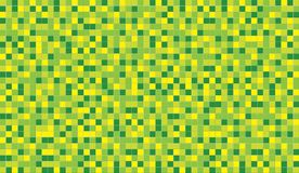 Green Lemon ceramic mosaic Royalty Free Stock Images