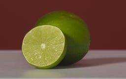 Green lemon Royalty Free Stock Photos