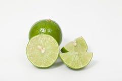 Green lemon Stock Photos
