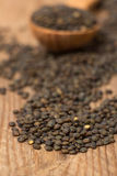Green lentil Royalty Free Stock Image