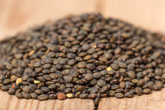 Green lentil Royalty Free Stock Photo