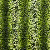 Green leopard, jaguar, lynx skin background. Used as raw material for screen and print pattern Stock Photo