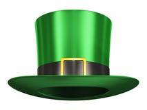 Green Leprechaun hat Royalty Free Stock Image