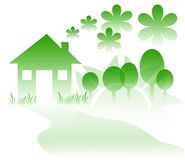 Green life Royalty Free Stock Images