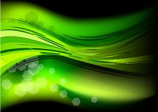 Green light Royalty Free Stock Image