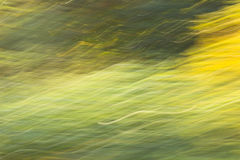 Green light abstract background Royalty Free Stock Photography
