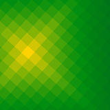 Green with light, abstract pattern background Stock Photography