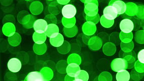 Green Light effects stock footage