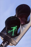 Green light... Royalty Free Stock Photos