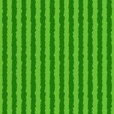 Watermelon Stripes Seamless Pattern stock illustration