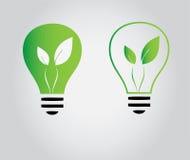 Free Green Lightbulb Concept Stock Image - 89858191