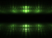 Green Lights stock photography
