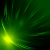 Green lights Royalty Free Stock Image